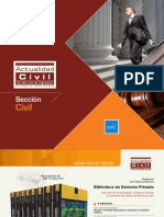 Catalogo Civil 2018