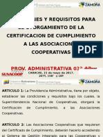 Prov Administrativa 033-17