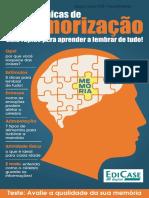 Técnicas de Memorização (21.07.19) - Ed 01 [UP!] PaD