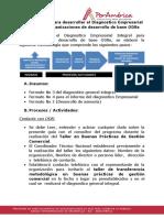 FORMATO 3-Diagnostico Empresarial Integral 1