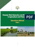 DA DRRM Operations Manual Part I