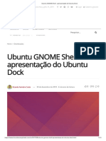 Altere a Dock do Ubuntu!