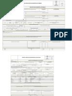 Formatos SST Obligatorios - RM No050-2013-TR