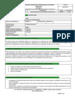 microcurriculum interventoria
