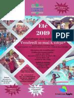 Brochure Été 2019 PDF Compressed