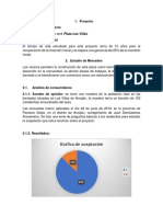 Proyecto de Evaluación de Proyectos