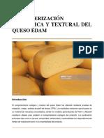 11caracterización Reológica y Textural Del Queso Edam