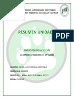 Resumen Antropología