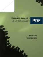 transitos, pasajes