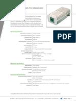 IDirect Spec Sheet 6W Uni Ku BUC 1214