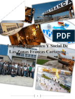 Impacto Económico Y Social de Las Zonas Francas Cartagen1