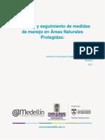 MONITOREO AREAS PROTEGIDAS