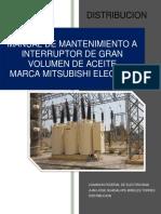 1.1.-Manual de Mantenimiento Gran Volumen de Aceite