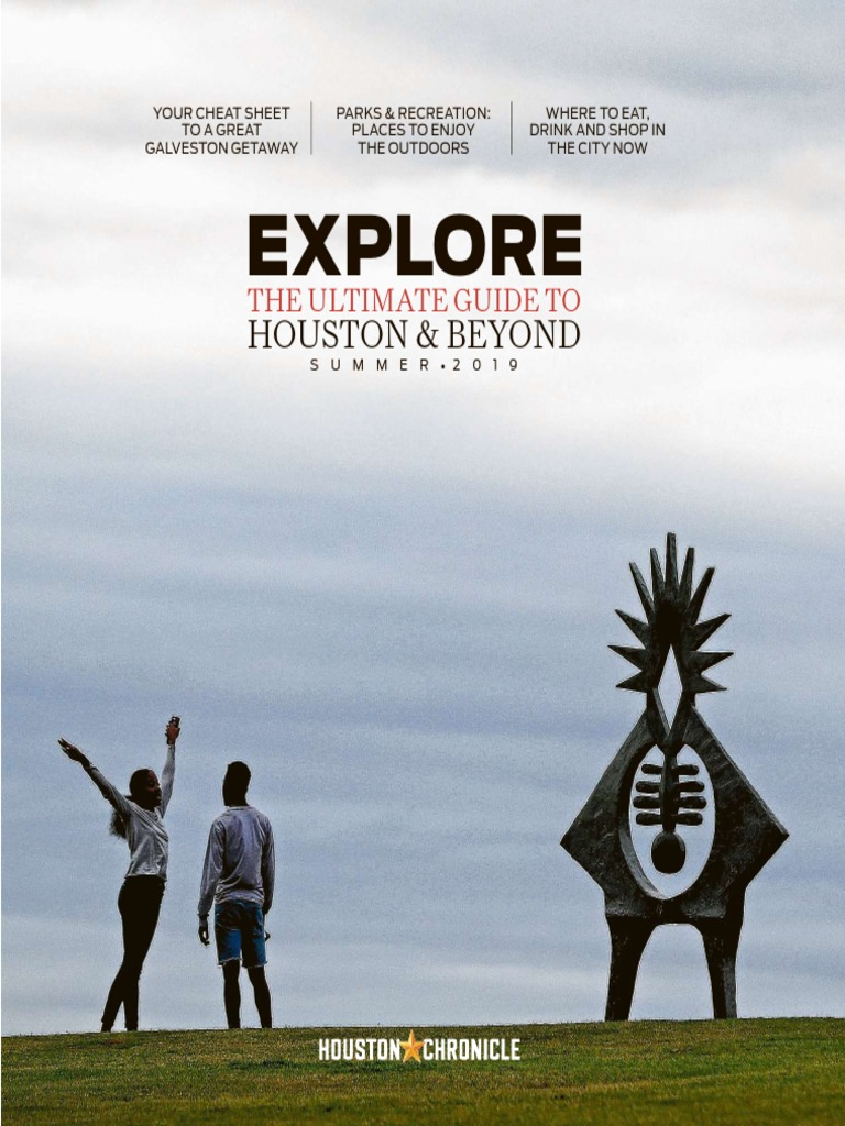2019 Explore Guide | Museum | Houston