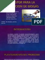 Ppt Proyecto de Biodigestor