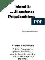 Sintesis Mayas Aztecas e Incas Of
