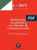 Reflexión Académica en Diseño y Comunicación - Congreso INTERFACES
