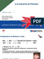 Lubricación de Motores a Gas