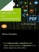 Registro Contable de Criptomonedas CCP