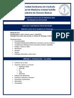 Programa de Histología 2019