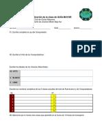 Examen de Guía Mayor