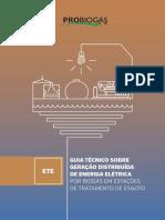 ETE - Guia Técnico Sobre Geração Distribuída de Energia Elétrica
