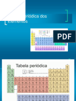 Tabela periódica ppt