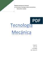 tecnologia mecanica 1