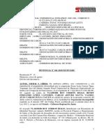 Sentencia contra Vladimir Cerrón, gobernador de Junín