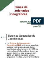 3. Sistemas de Coordenadas