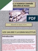 755 LOS 144000 Y LA GRAN MULTITUD 1.ppt