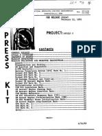 Apollo 9 Press Kit