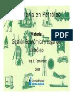 Gestión Económica y Legal Del Petróleo 3