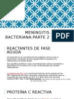 Meningitis Bacteriana 2