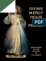 Prayer Divine Mercy Prayer Book KC Catholic