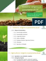 Introdução à Agronomia - Aula II