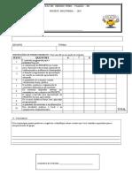 Exemplo Ficha Avaliação Multifeira 2019
