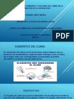 EXPOSICION  DE LOS ELEMENTOS Y FACTORES DEL CLIMA.pptx