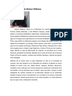 Biografía de Nelson Williams.docx