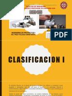 Clasificacion II