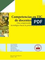 competencias en TIC de docentes