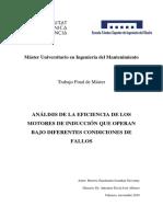 Herrera - Análisis de La Eficiencia de Los Motores de Inducción Que Operan Bajo Diferentes Condic...