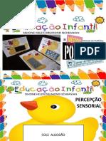 EDUCAÇÃO INFANTIL ATIVIDADES