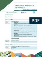 Programa Final en Español
