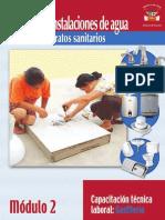 Instalaciones de Agua y aparatos sanitarios