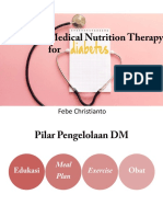 Terapi Gizi DM