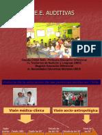NEE Auditivas Clase 2.ppt