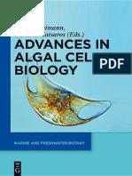 (Marine and Freshwater Botany) Kirsten Heimann, Christos Katsaros-Advances in Algal Cell Biology-De Gruyter (2013)