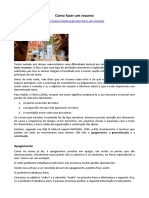 ARTIGO - PESQUISA - Como fazer um Resumo (André Gazola).docx