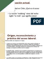 acoso laboral en Chile